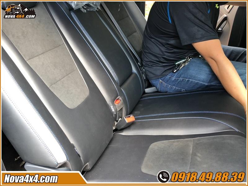 Phân phối sỉ và lẻ độ ghế chỉnh điện cho xe bán tải  ở HCM