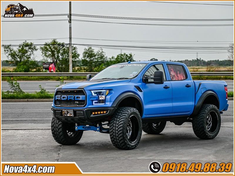 Lời khuyên mua bậc lên xuống cho xe bán tải Hilux Triton Navara Colorado Dmax Ford Ranger BT50 tại tp HCM