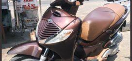 Honda SH 2007 màu nâu khi chưa được lên đời thành SH 2010 2011