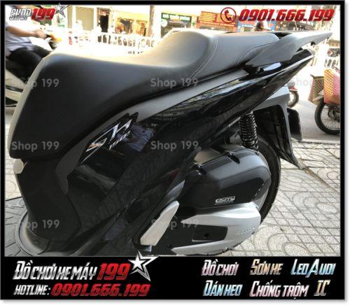 Xem Hình xe SH 125 150 2018 2019 2020 độ nẹp hông ốp sườn kiểu SH 300i giá rẻ tại TP Hồ Chí Minh
