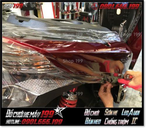Image dán keo trong bảo vệ cho xe Honda SH 150i 125i 2018 2019 2020 giá rẻ tại TP Hồ Chí Minh