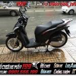 Không dùng nên bán Honda SH Việt Nam 125 2016 đen nhám đăng ký Bình Thạnh giá hời